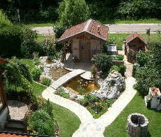 Wassergarten sankt julian wasserg rten ausstellung for Gartenteich einrichten